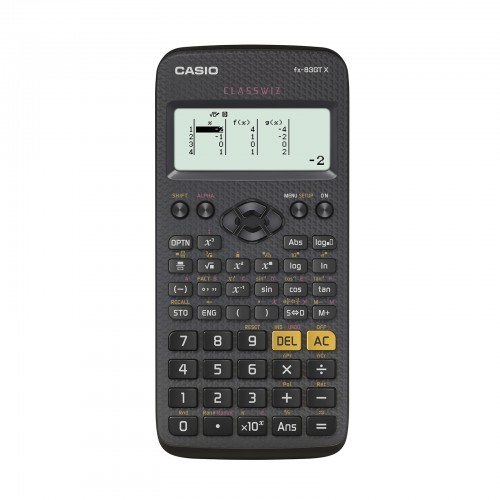 School Calculator Scientific Casio FX83GTX [Pack 1]