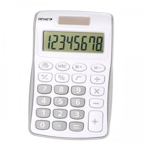 School Calculator Pocket 8 Digit [Pack 1]