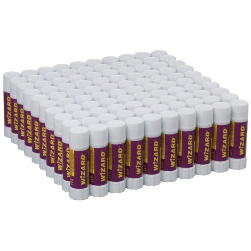 School Glue Sticks 20g [Pack 100]