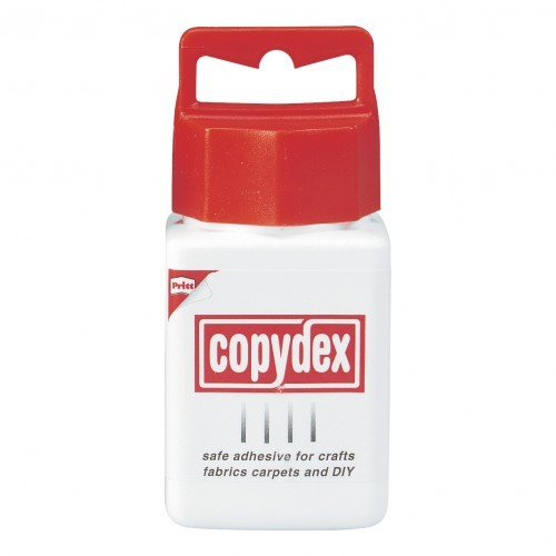 School Latex Craft Glue Copydex 125ml [Pack 1]