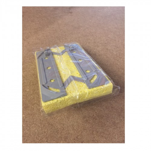 School Sponge Mop Replacement Head For Use With Item MS7007 [Pack 1]