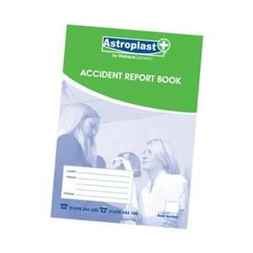 School Accident Report Book A4 [Pack 1]