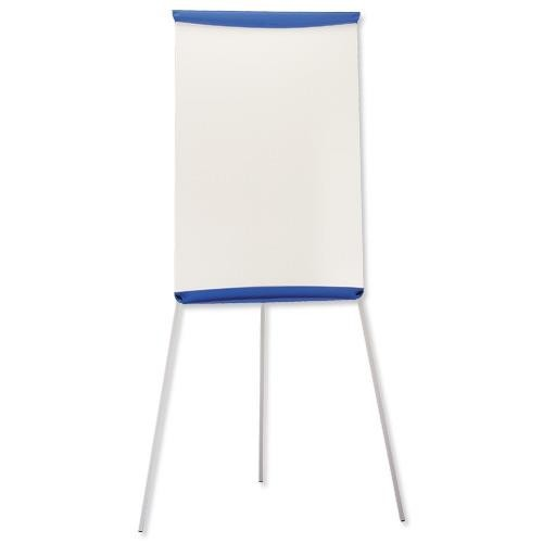 School Flipchart A1 Easel Non-Magnetic [Pack 1]