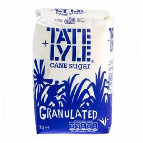 School Granulated Pure Cane Sugar 1kg [Pack 1]