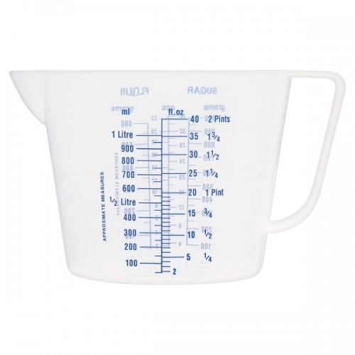School Measuring Jug 1 Litre [Pack 1]