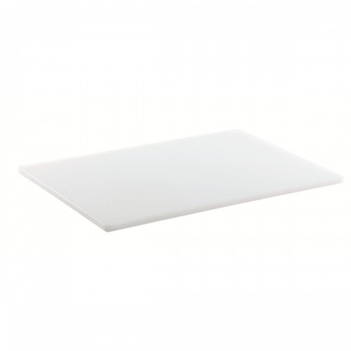 School Chopping Board 450x300mm White [Pack 1]