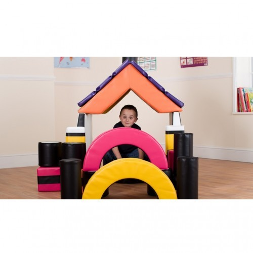 School All Sorts Soft Play Kit [Pack 25]