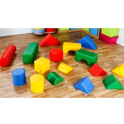 School Soft Play Activity Set 1 [Pack 16]