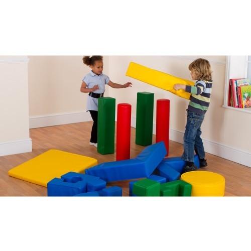 School Soft Play Activity Set 2 [Pack 19]