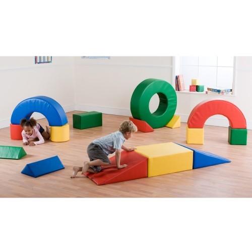 School Soft Play Activity Set 4 [Pack 15]