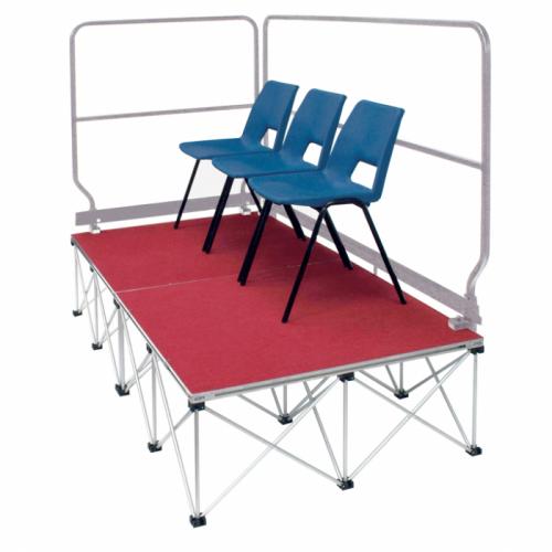 School Ultralight Chair Stop Plate 1 Metre