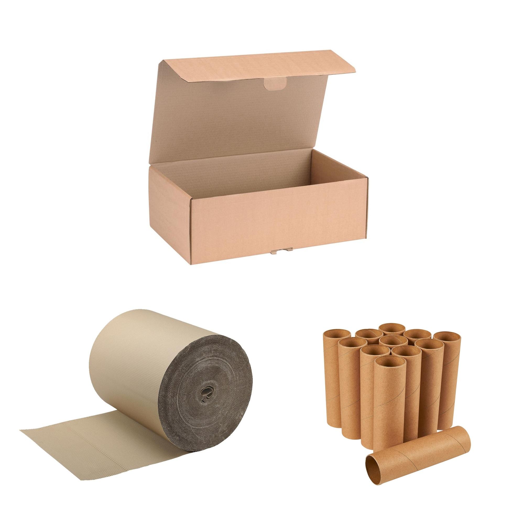 Cardboard Boxes & Tubes