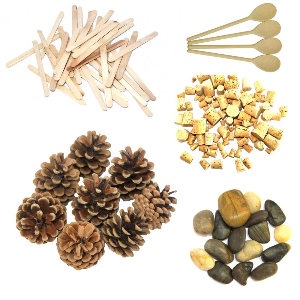 Wood & Natural