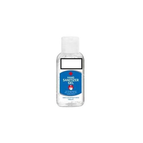 60ml Hand Sanitiser in Bottle