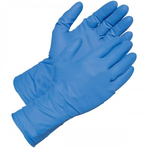 Disposable Nitrile Glove - Pack 100