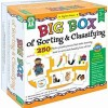 Big Box of Sorting+ Classifying  (249pce)