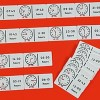Dominoes - 24 Hour Clock