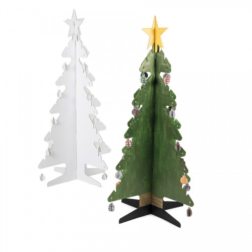 Kids Eco Christmas Tree White