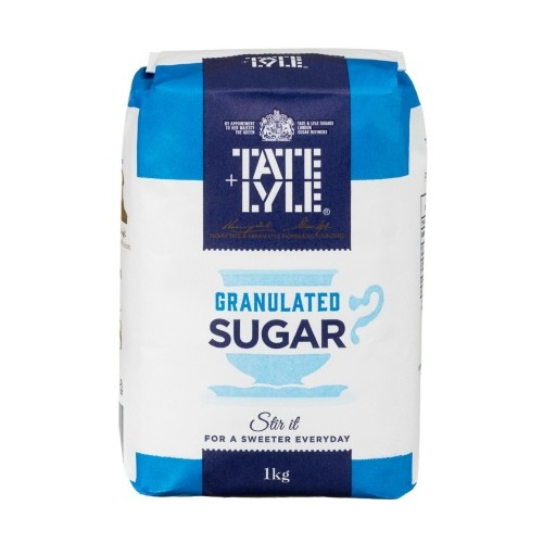 Tate and Lyle Granulated Sugar 1 kg