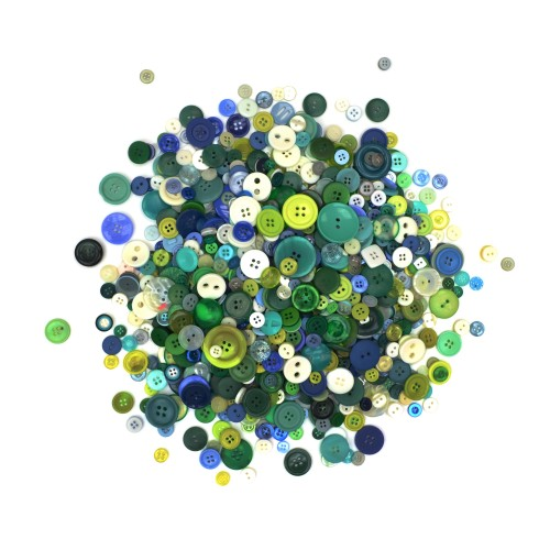 Cool Colours Buttons
