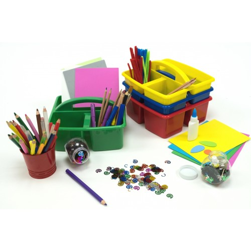 Stackable Desk Top Storage Caddies