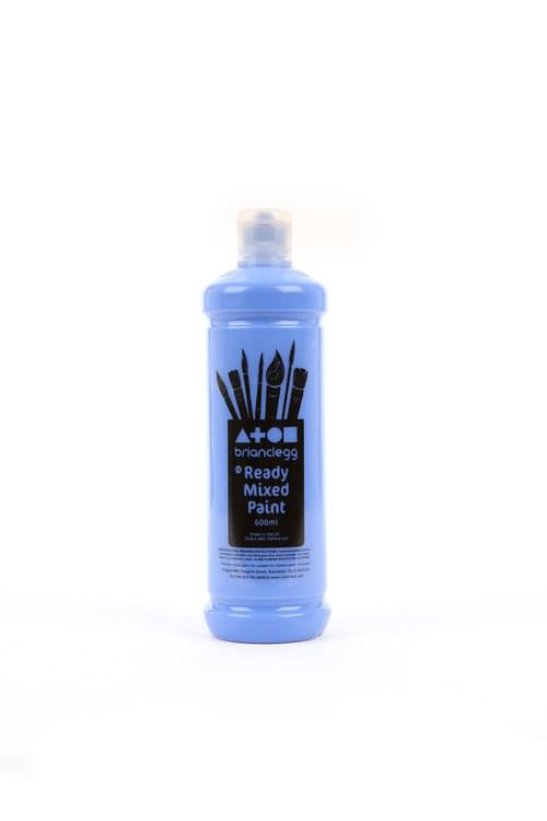 Cobalt Blue Ready Mixed 600ml Paint
