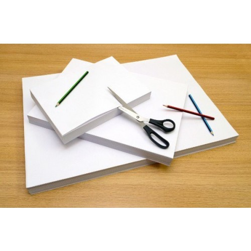 Cartridge Paper - A4 Recycled 130gsm