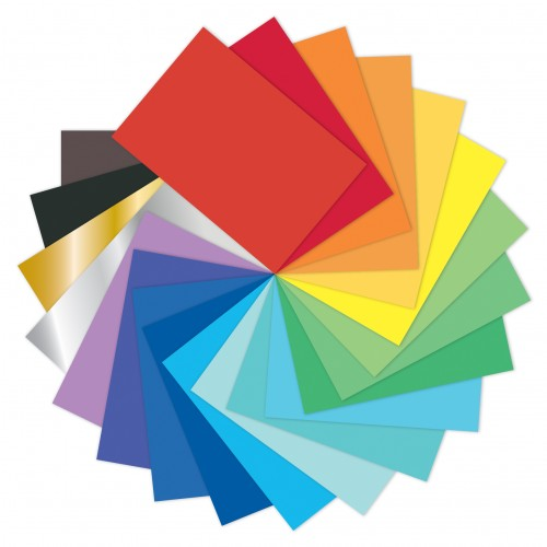 Poster Paper Sheets - Assorted
