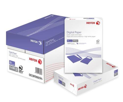 Xerox Digital Plus Paper A4 White Paper 500 Sheets