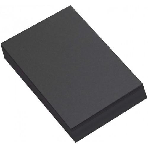 Sugar Paper - A4 Black