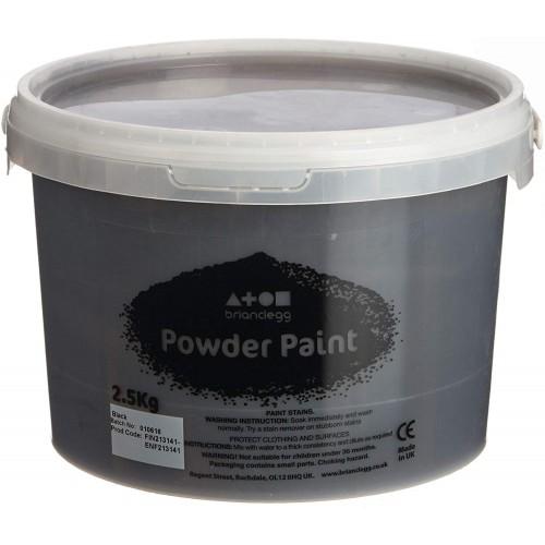 Powder Paint - Black