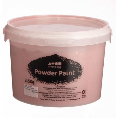 Powder Paint - Burnt Sienna