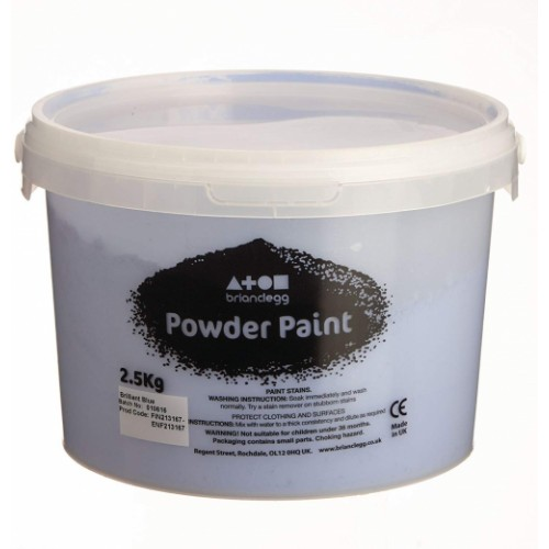 Powder Paint - Blue
