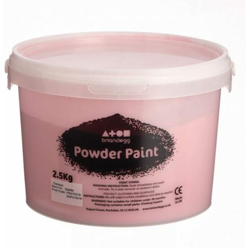 Powder Paint - Crimson