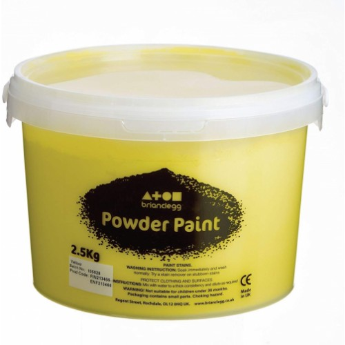 Powder Paint - Yellow