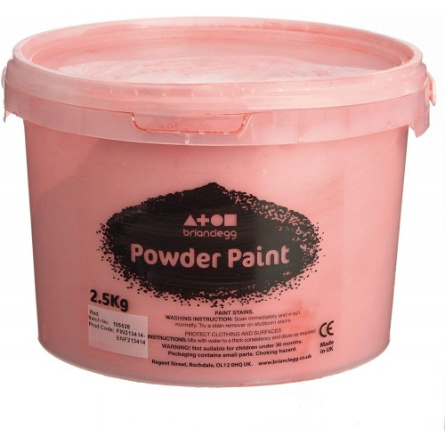 Powder Paint - Red