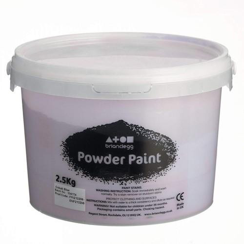 Powder Paint - Cobalt Blue