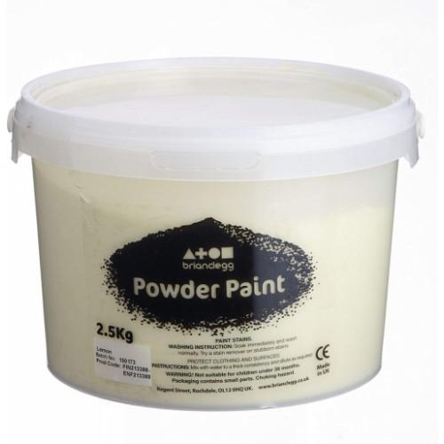 Powder Paint - Lemon