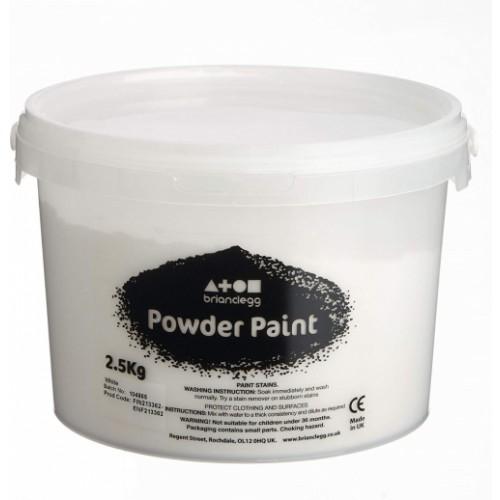 Powder Paint - White