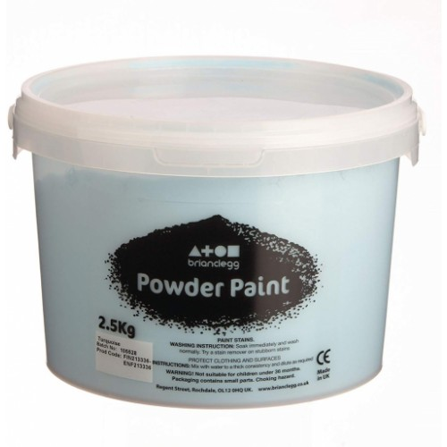 Powder Paint - Turquoise