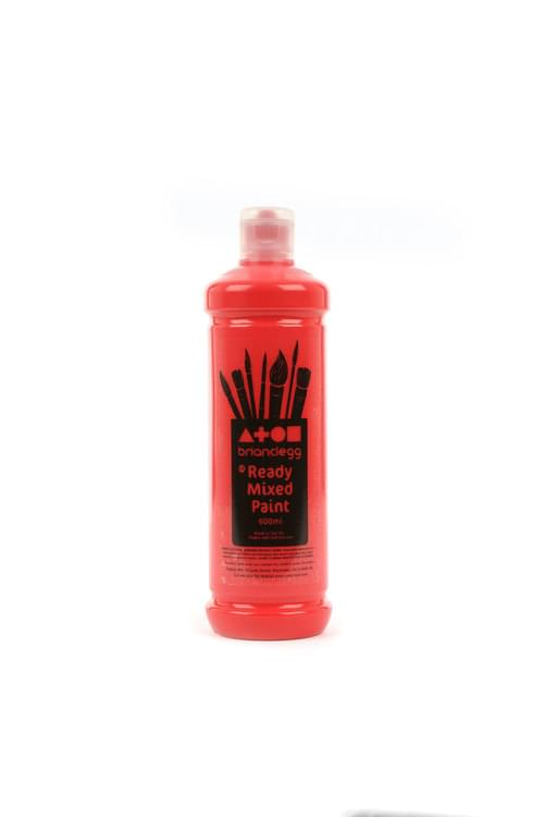 Crimson Ready Mixed 600ml Paint