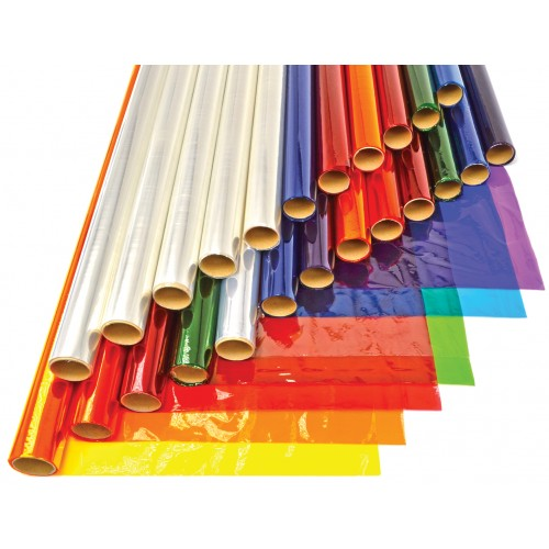 Clear Wrap Roll - Assorted Classpack