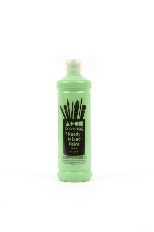 Leaf Green Ready Mixed 600ml Paint