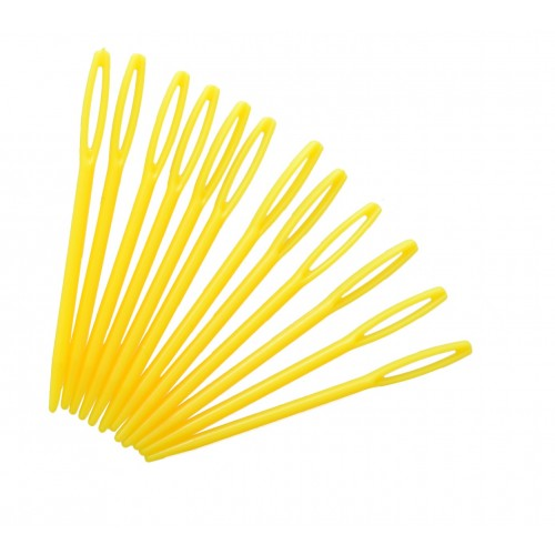 Plastic Needles - Standard Eye 76mm