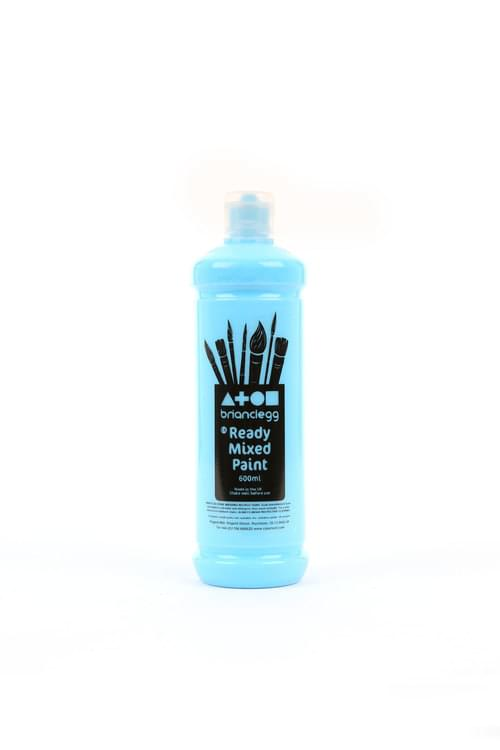 Sky Blue Ready Mixed 600ml Paint