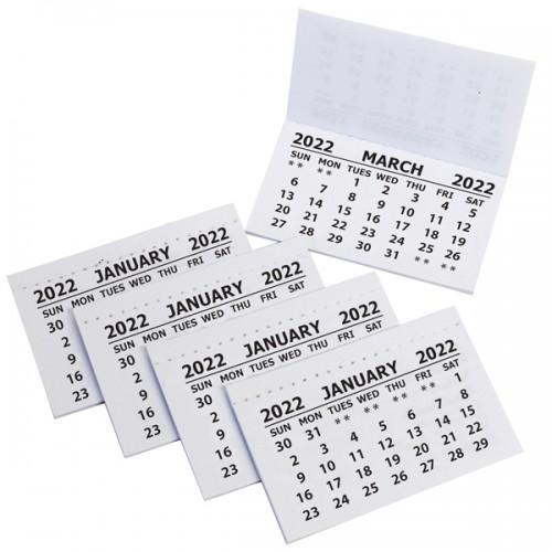 2022 Calendar Tabs