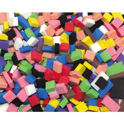 Foam Mosaic Tiles