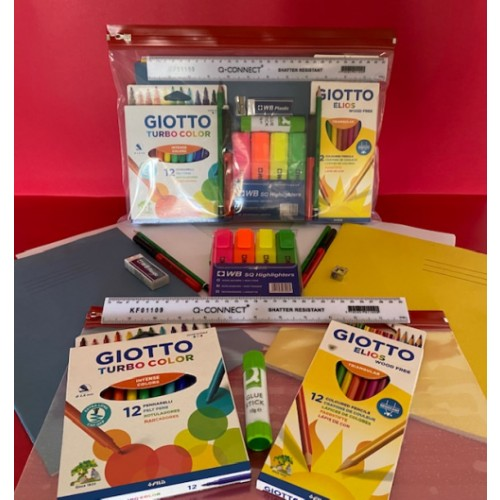 Home Learning Essentials Pack