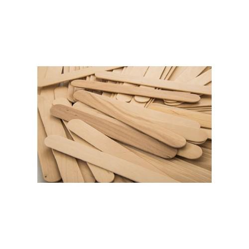 Craft Sticks Plain Jumbo - Pack 100