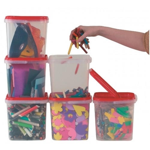 Plastic Storage Containers